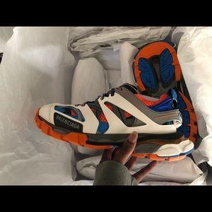 Balenciaga Shoes - Balenciaga track trainers
